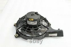 Porsche 997 996 Carrera 911 Deck Trunk LID Spoiler Wing Motor Engine Blower Fan