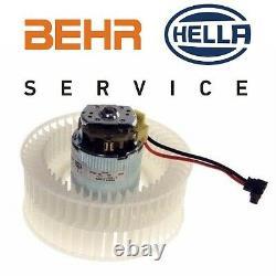 Pour Bmw 745li 750i 750li 760li Réchauffeur A/c Ventilateur D'air Ventilateur Électrique Oem Behr