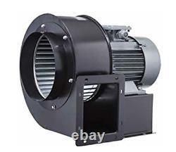 Régulateur De Vitesse Centrifuge + Ventilateur De Ventilateur Radial À Brides Axial 5m