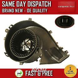 Saab 9-3 (ys3f) 1.8 1.9 2.0 2.8 20022015 Ventilateur De Moteur De Souffleur De Chauffage