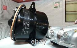 Smiths Clayton Round Heater Motor Blower Fan Oem Jaguar Xk Xk120, Xk140, Xk150