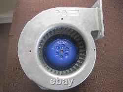 Souffleur Centrifuge 230v Ac 325m3/h 120 Ventilateur De Chaudière À Biomasse Dia Vbl 5/3 G2e120