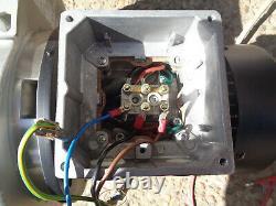 Ventilateur Centrifuge En Acier Inoxydable 0.75kw 3 Phase Mistral Wh01m1n70
