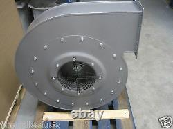 Ventilateur Centrifuge Haute Pression 7200m3/h 4000pa 7.5kw 3 Phase Extracteur