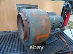 Ventilateur Centrifuge Industriel Standard Américain 3-28396-3 & Ge Motor 1/2 HP