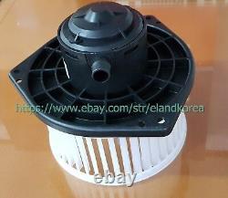 Ventilateur D'unité De Soufflage Véritable Et Moteur Pour Ssangyong Rexton Musso+manuala/c #6921008a30