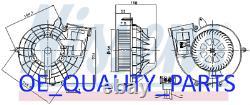 Ventilateur De Chauffage Intérieur Ac A/c 87210 Pour Mercedes Slk Lhd