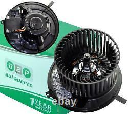 Ventilateur De Soufflante De Chauffage Pour Audi A3 (8p) Q3 Tt & Skoda Octavia II Superbe II Yeti