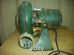 Ventilateur De Ventilation Électrique ILC Co. Ventilateur De Souffleur De Pression Et Moteur 3307