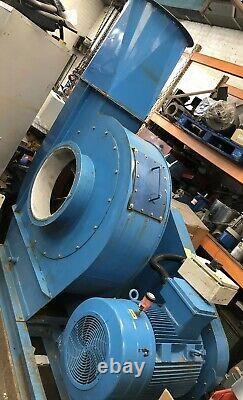 Ventilateur Industriel Aspirateur De Souffleur Centrifuge Siemens 90kw 1485rpm