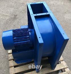 Ventilateur Industriel Centrifugal Blower Spray Booth Extracteur Siemens 15kw Grain