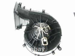 Véritable Saab 9-3 03-12 Rhd Heater Fan Blower Motor Ac Acc Nouveau 13250116