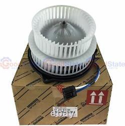 Véritable Toyota Landcruiser 100 Hdj100 Uzj100 Sahara VX Heater Fan Blower Motor