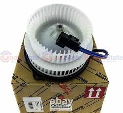Véritable Toyota Landcruiser Fzj105 Hzj105 Série 100 Heater Fan Blower Motor
