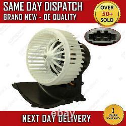Vw Transporter T5 1.9 2.0 2.5 3.2 20032015 Heater Blower Motor Fan 7h2819021b